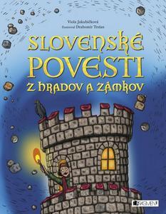 Obrázok Slovenské povesti z hradov a zámkov