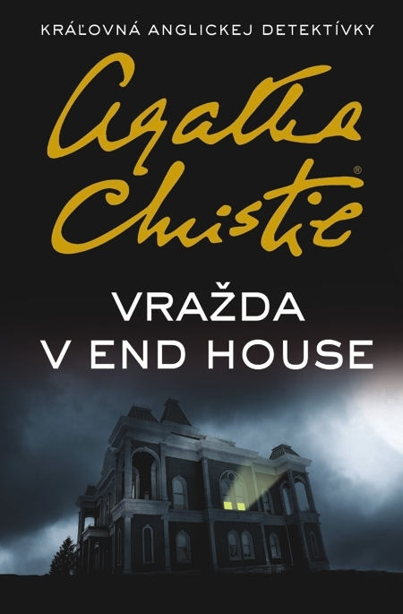 Vražda v End House - Agatha Christie