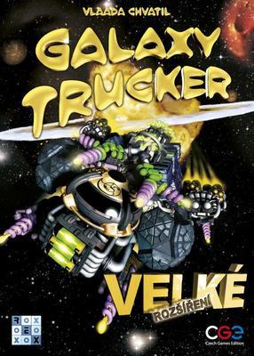 Galaxy Trucker Velké rozšíření