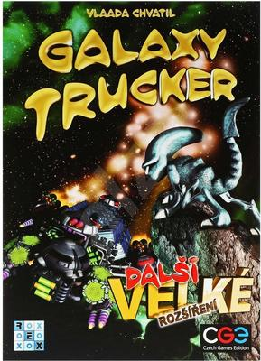 Galaxy Trucker Druhé velké rozšíření