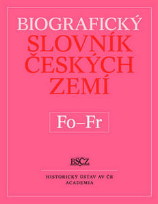 Obrázok Biografický slovník českých zemí Fo-Fr
