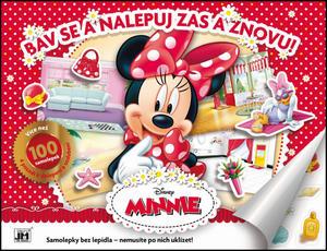 Obrázok Bav se a nalepuj zas a znovu! Minnie