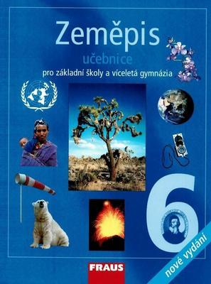 Obrázok Zeměpis 6 učebnice