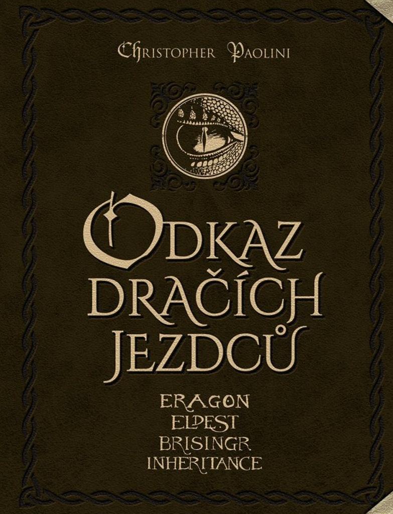 Odkaz Dračích jezdců (Eragon, Eldest, Brisingr, Inheritance) - Christopher Paolini