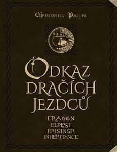 Obrázok Odkaz Dračích jezdců (Eragon, Eldest, Brisingr, Inheritance)