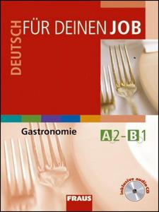 Obrázok Deutsch für deinen Job Gastronomie