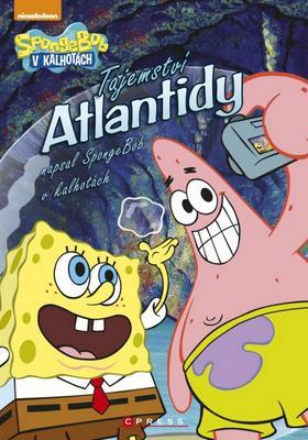 Obrázok SpongeBob Tajemství Atlantidy