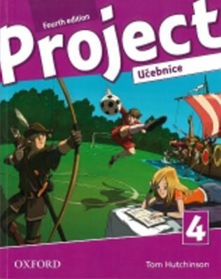Obrázok Project Fourth Edition 4 Učebnice