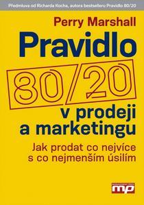 Obrázok Pravidlo 80/20 v prodeji a marketingu