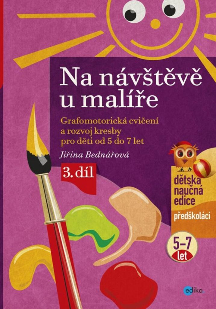 Na návštěvě u malíře (3. díl) - Jiřina Bednářová