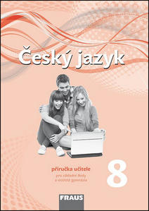 Obrázok Český jazyk 8 Příručka učitele