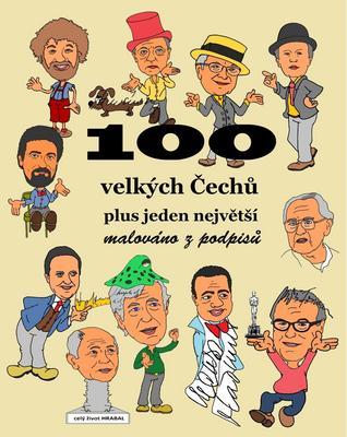 Obrázok 100 velkých Čechů plus jeden největší