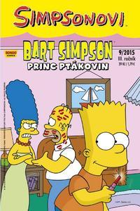 Obrázok Bart Simpson Princ ptákovin