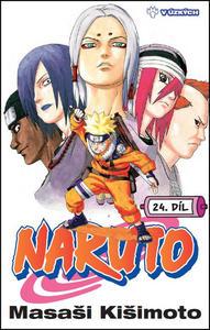 Obrázok Naruto 24 V úzkých!
