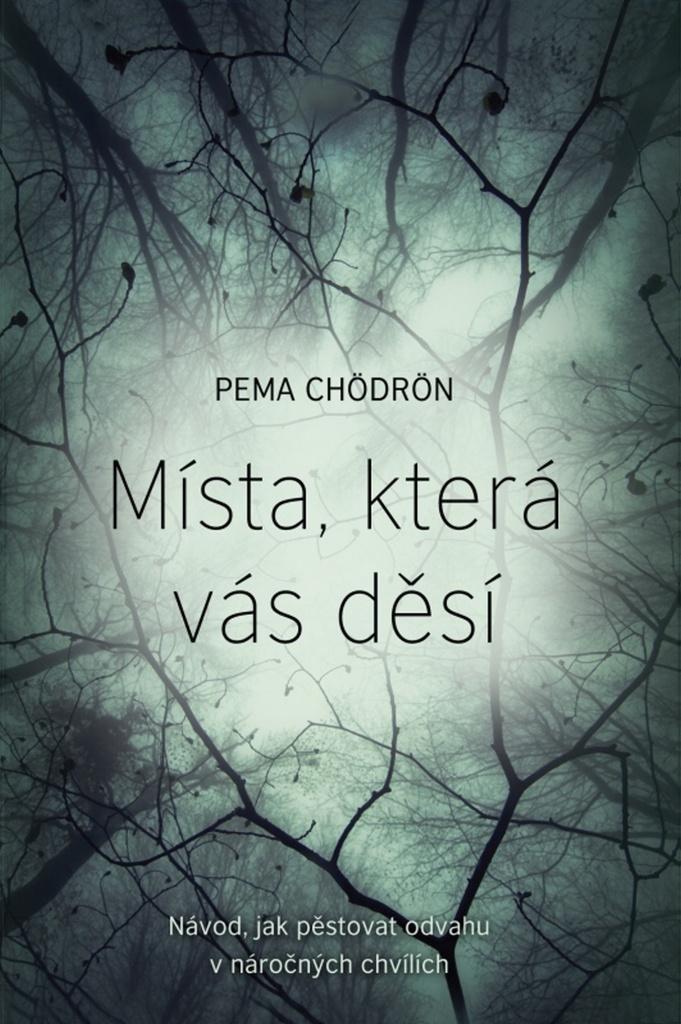 Místa, která vás děsí - Pema Chödrönová