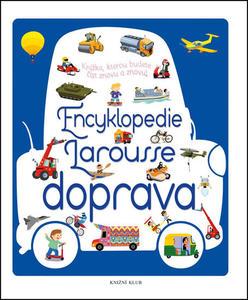 Obrázok Encyklopedie Larousse Doprava