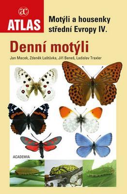 Obrázok Atlas Denní motýli IV.