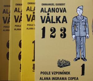 Obrázok Alanova válka 1-3 BOX