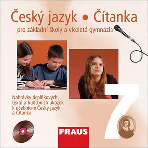 Obrázok Český jazyk Čítanka 7