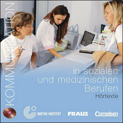 Obrázok Kommunikation in sozialen und medizinischen Berufen