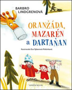 Obrázok Oranžáda, Mazarén a Dartaňan