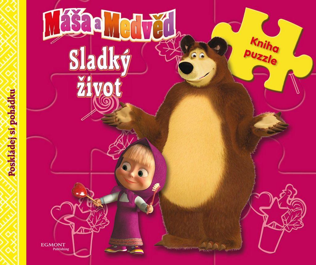 Máša a Medvěd Sladký život