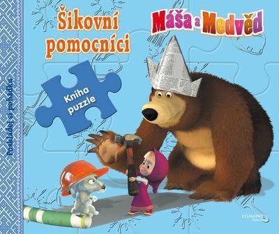 Obrázok Máša a Medvěd Šikovní pomocníci