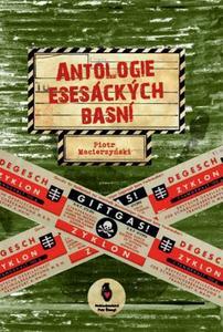 Obrázok Antologie esesáckých básní