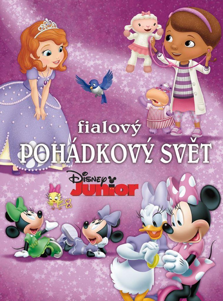 Pohádkový svět Fialový - Walt Disney