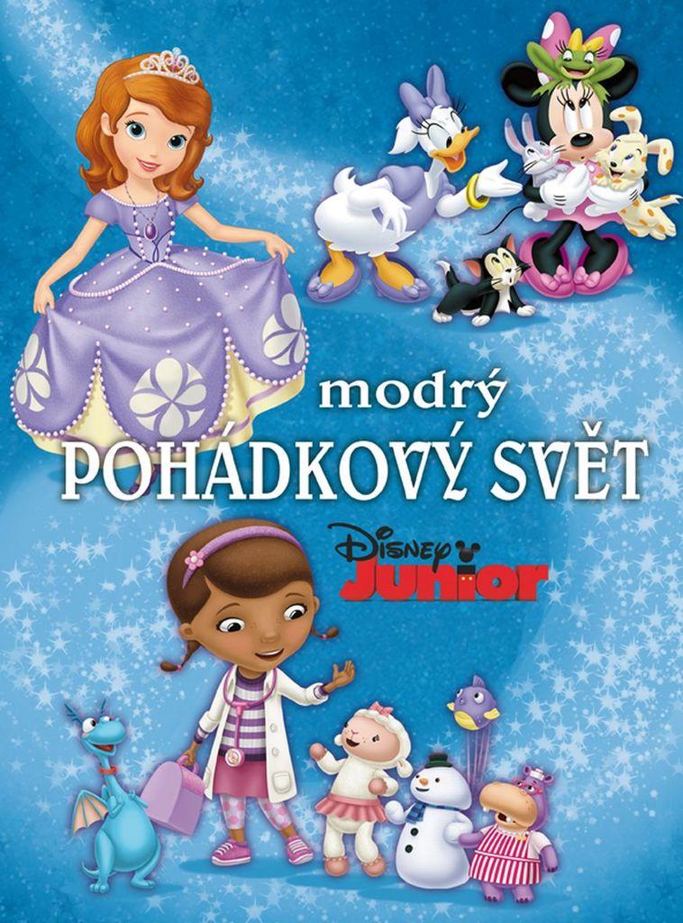 Pohádkový svět Modrý - Walt Disney