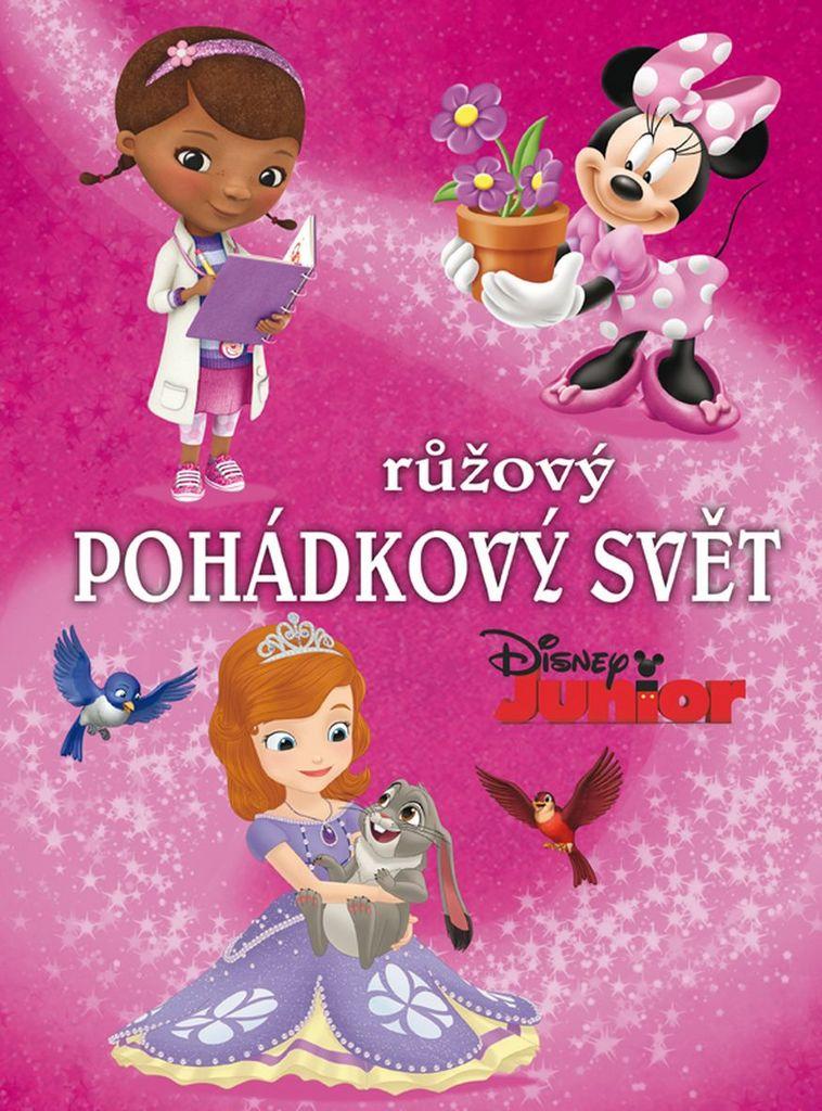 Pohádkový svět Růžový - Walt Disney