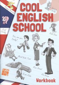 Obrázok Cool english school Workbook