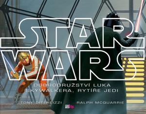 Obrázok STAR WARS Dobrodružství Luka Skywalkera, rytíře Jedi