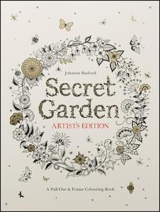 Obrázok Secret Garden Artist's Edition