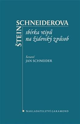 Obrázok Štein-Schneiderova sbírka vtipů na židovský způsob