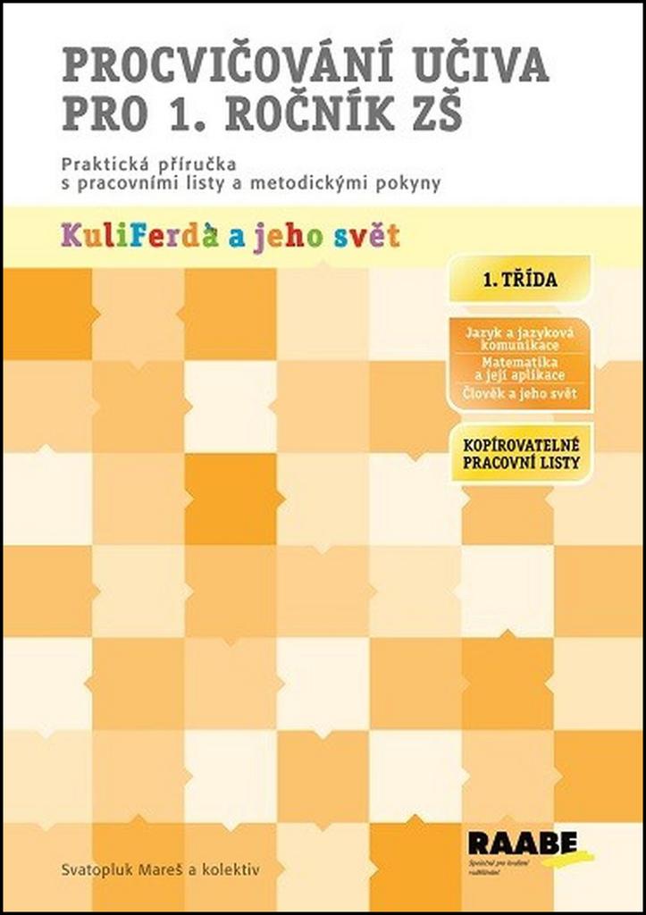 Procvičování učiva pro 1. ročník ZŠ - Svatopluk Mareš