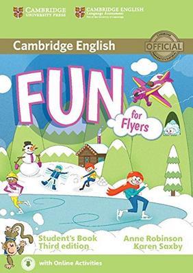 Obrázok Fun for Flyers Student's Book