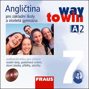 Obrázok Angličtina 7 Way to Win Pro učitele