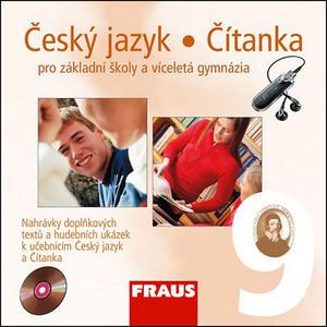 Obrázok Český jazyk Čítanka 9