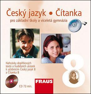 Obrázok Český jazyk Čítanka 8