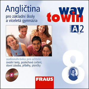 Obrázok Angličtina 8 Way to Win Pro učitele