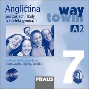 Obrázok Angličtina 7 Way to Win Pro žáka