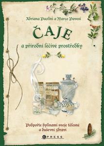 Obrázok Čaje a přírodní léčivé prostředky