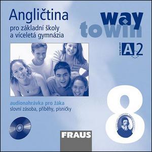 Obrázok Angličtina 8 Way to Win Pro žáka