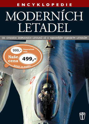 Obrázok Encyklopedie moderních letadel