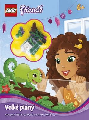Obrázok LEGO Friends Velké plány