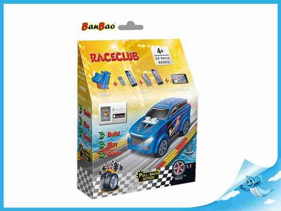 BanBao stavebnice RaceClub Saturn