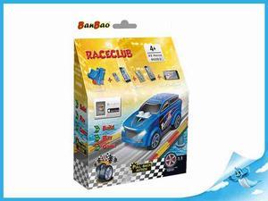 Obrázok BanBao stavebnice RaceClub Saturn