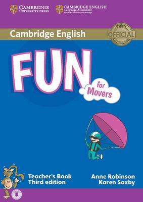 Obrázok Fun for Movers Teacher's Book