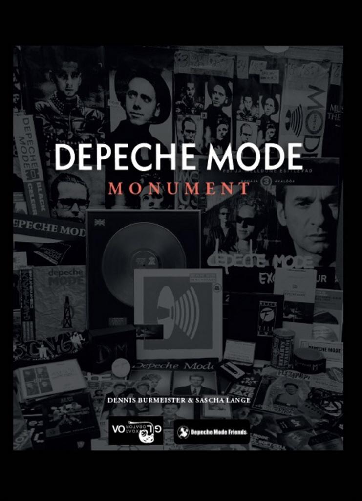 Depeche Mode Monument - Sascha Lange, Dennis Burmeister